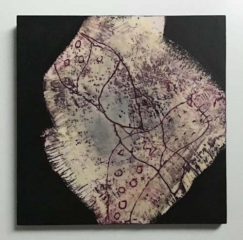 Christine Blum, O.T. 198, Abstraktes, Abstrakte Kunst, Expressionismus