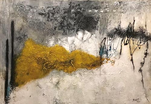 Christine Blum, O.T. 199, Abstraktes, Abstrakte Kunst