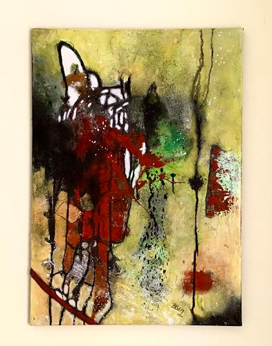 Christine Blum, o.T. 206, Abstraktes, Abstrakte Kunst