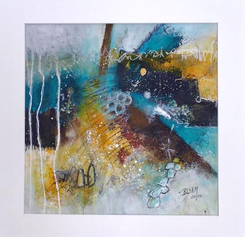 Christine Blum, o.T. 212, Abstraktes, Abstrakte Kunst