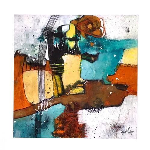 Christine Blum, o.T.215, Abstraktes, Abstrakte Kunst, Expressionismus