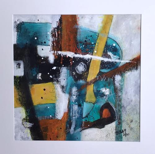 Christine Blum, o.T.218, Abstraktes, Abstrakte Kunst