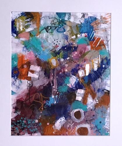 Christine Blum, o.T.231, Abstraktes, Abstrakte Kunst
