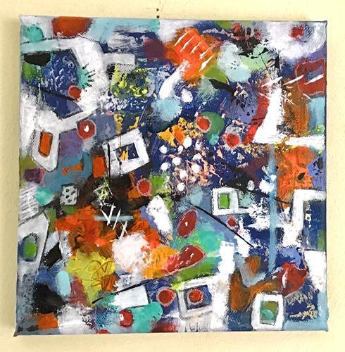 Christine Blum, o.T.238, Abstraktes, Abstrakte Kunst
