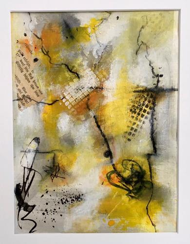 Christine Blum, o.T.247, Abstraktes, Abstrakte Kunst