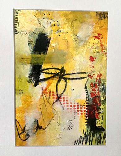 Christine Blum, o.T.248, Abstraktes, Abstrakte Kunst