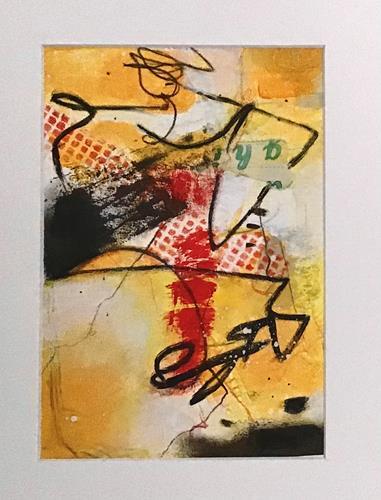 Christine Blum, o.T.253, Abstraktes, Abstrakte Kunst