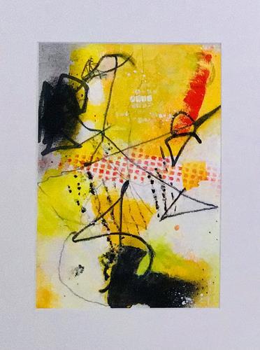 Christine Blum, o.T.255, Abstraktes, Abstrakte Kunst