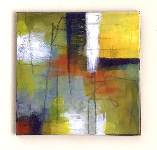Christine Blum, o.T.259, Abstraktes, Abstrakte Kunst