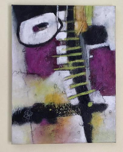 Christine Blum, o.T.262, Abstraktes, Abstrakte Kunst