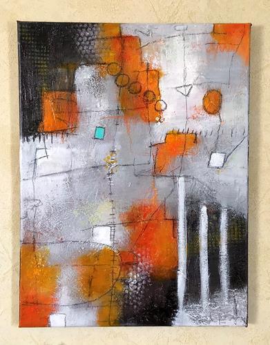 Christine Blum, o.T.265, Abstraktes, Abstrakte Kunst