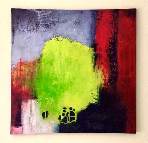 Christine Blum, o.T.270, Abstraktes, Abstrakte Kunst