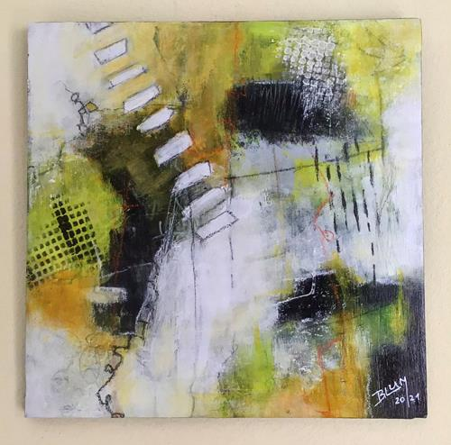 Christine Blum, o.T.271, Abstraktes, Abstrakte Kunst