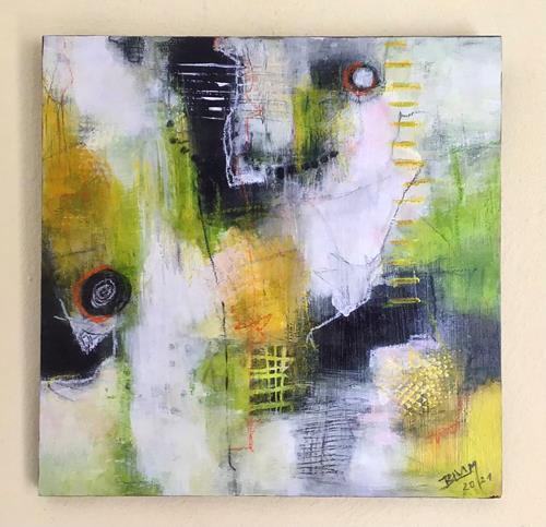 Christine Blum, o.T.272, Abstraktes, Abstrakte Kunst