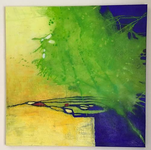 Christine Blum, o.T.275, Abstraktes, Abstrakte Kunst, Expressionismus