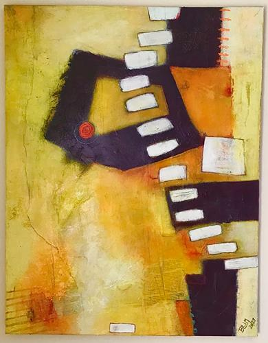 Christine Blum, o.T.282, Abstraktes, Abstrakte Kunst