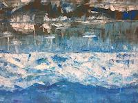 Anthony-Joebac-Landschaft-Winter-Landschaft-Berge-Gegenwartskunst-Gegenwartskunst