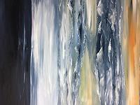 Anthony-Joebac-Landschaft-See-Meer-Landschaft-Ebene-Moderne-Abstrakte-Kunst