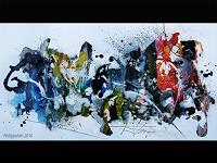 Ruediger-Philipp-Abstraktes-Moderne-Abstrakte-Kunst-Informel