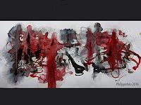 Ruediger-Philipp-Fantasie-Abstraktes-Moderne-Abstrakte-Kunst-Informel