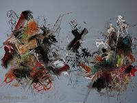 Ruediger-Philipp-Abstraktes-Fantasie-Moderne-Expressionismus-Abstrakter-Expressionismus