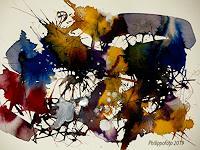 Ruediger-Philipp-Abstraktes-Abstraktes-Moderne-Expressionismus-Abstrakter-Expressionismus