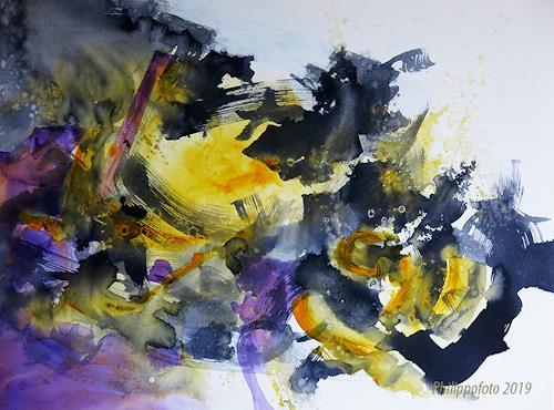 Rüdiger Philipp, speichern unter..., Abstraktes, Abstraktes, Abstrakter Expressionismus