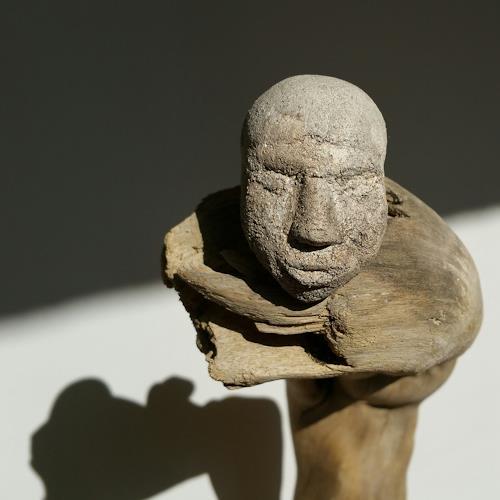 Wally Leiking, KOPF-lose, Menschen, Abstraktes, Gegenwartskunst, Abstrakter Expressionismus