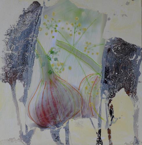 Anne Fabeck, IMG-949, Diverse Pflanzen, Abstrakte Kunst