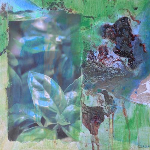 Anne Fabeck, IMG-958, Diverse Pflanzen, Abstrakte Kunst