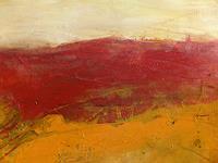 Anne-Fabeck-Landschaft-Sommer-Moderne-Abstrakte-Kunst