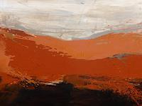 Anne-Fabeck-Landschaft-Berge-Moderne-Abstrakte-Kunst