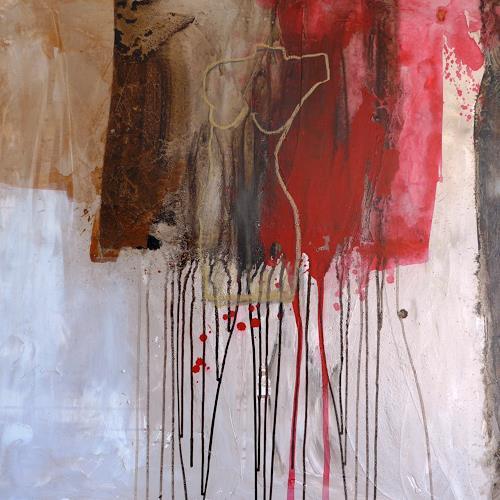 Anne Fabeck, Torso / IMG 346, Menschen, Abstrakte Kunst