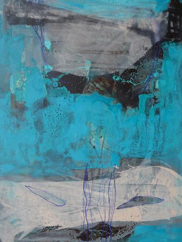Anne Fabeck, oT / 319, Abstraktes, Abstrakte Kunst