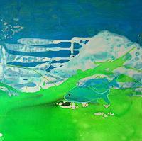 Anne-Fabeck-Tiere-Wasser-Moderne-Abstrakte-Kunst