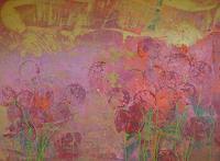 Anne-Fabeck-Pflanzen-Pflanzen-Blumen-Moderne-Abstrakte-Kunst