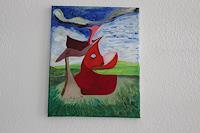 Heinz-Kilchenmann-Abstraktes-Moderne-Andere-Neue-Figurative-Malerei