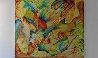 Heinz-Kilchenmann-Gefuehle-Liebe-Moderne-Expressionismus-Abstrakter-Expressionismus