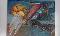Heinz-Kilchenmann-Religion-Moderne-Expressionismus-Abstrakter-Expressionismus