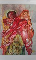 Heinz-Kilchenmann-Gefuehle-Freude-Moderne-Expressionismus-Abstrakter-Expressionismus