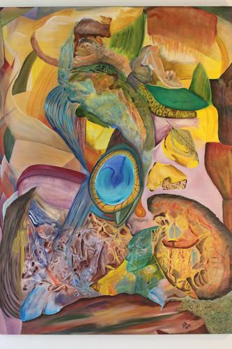 Heinz Kilchenmann, Embryogenesis, Natur: Diverse, Abstrakter Expressionismus