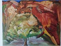 Heinz-Kilchenmann-Mythologie-Moderne-Expressionismus-Abstrakter-Expressionismus