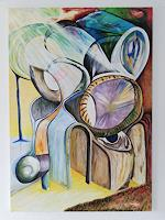 Heinz-Kilchenmann-Fantasie-Gegenwartskunst-Neo-Expressionismus