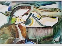 Heinz-Kilchenmann-Diverse-Landschaften-Moderne-Impressionismus-Postimpressionismus