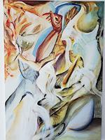 Heinz-Kilchenmann-Diverse-Gefuehle-Moderne-Expressionismus-Neo-Expressionismus