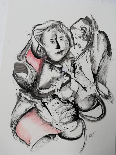 Heinz Kilchenmann, affection, Poesie, Neo-Expressionismus