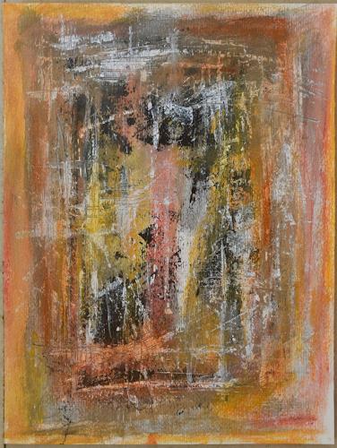 Ricardo Marinho, Suburbana, Abstraktes, Abstrakte Kunst, Abstrakter Expressionismus