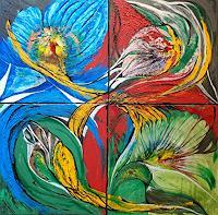 LK-Fantasie-Moderne-Abstrakte-Kunst