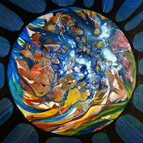 LK, die Farben der Welt, Abstraktes, Abstrakte Kunst