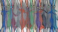 LK-Menschen-Gruppe-Abstraktes-Moderne-Abstrakte-Kunst
